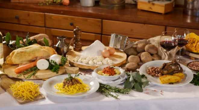 Cucina Veneta - Tre Venezie