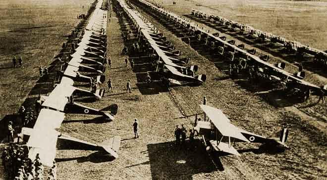 28 Marzo 1923 Istituzione Della Regia Aeronautica